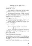 giáo trình kĩ thuật nhiệt_chương 10