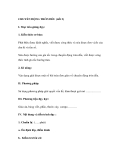 CHUYỂN ĐỘNG TRÒN ĐỀU (tiết 2)