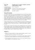 """Báo cáo nghiên cứu nông nghiệp """" Expanding fruit fly treatment development quarantine training capability in Vietnam """""""