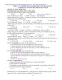 Giáo trình bài tập hóa đại cương (Phần 8)