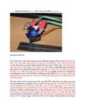 Cách chế tạo cảm biến siêu âm