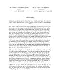 Hướng dẫn số 32-HD/BTGTW