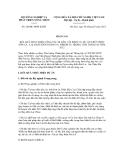 Báo cáo số 264/BC-BNN-KTHT