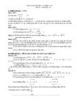 Đề thi thử Đại học môn Toán năm 2012 - Mã đề 173