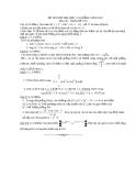 Đề thi thử đại học môn toán năm 2012_Đề số 176