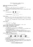 Đề thi thử đại học môn toán năm 2012_Đề số 177