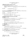Đề thi thử đại học môn toán 2012_đề số 212