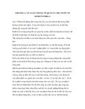 CHƯƠNG I : LÝ LUẬN CHUNG VỀ QUẢN LÝ NHÀ NƯỚC VỀ KINH TẾ (Phần 1)