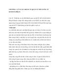 CHƯƠNG I : LÝ LUẬN CHUNG VỀ QUẢN LÝ NHÀ NƯỚC VỀ KINH TẾ (Phần 5)