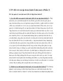 LNN đối với các ập đoàn kinh tế nhà nước (Phần 3)