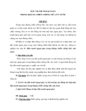 ĐẤU TRANH NGOẠI GIAO TRONG KHÁNG CHIẾN CHỐNG MỸ, CỨU NƯỚC