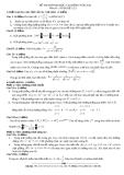 Đề thi thử đại học môn toán năm 2012_Đề số 132