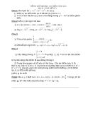 Đề thi thử đại học môn toán năm 2012_Đề số 135
