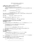 Đề thi thử đại học môn toán năm 2012_Đề số 145-150