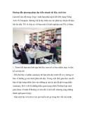Hướng dẫn phương pháp đọc hiểu nhanh tài liệu, sách báo