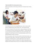 Chuẩn bị thi ĐH-CĐ: Cách làm một bài văn hay Mộ