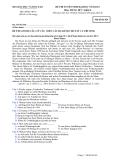 Đề thi tuyển sinh đại học môn tiếng Đức năm 2012 khối D-Mã 824