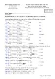 Đề thi tuyển sinh đại học môn tiếng Trung năm 2012 khối D-Mã  246