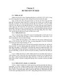 Chương 11: DI TRUYỀN TẾ BÀO