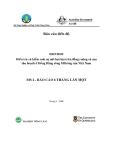 Báo cáo: Điều tra và kiểm soát sự nứt hạt lúa trên đồng ruộng và sau thu hoạch ở Đồng Bằng sông Mêkông của Việt Nam (MS2)