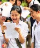 Chuyên đề ôn thi đại học môn tiếng anh năm 2012 : Reported speech