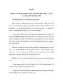 ĐỀ CƯƠNG ÔN THI ĐẠI HỌC MÔN LỊCH SỬ NĂM 2012 - BÀI 20