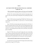 ĐỀ CƯƠNG ÔN THI ĐẠI HỌC MÔN LỊCH SỬ NĂM 2012 - BÀI 22