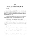 ĐỀ CƯƠNG ÔN THI ĐẠI HỌC MÔN LỊCH SỬ NĂM 2012 - BÀI 27 (HẾT)