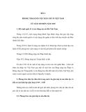 ĐỀ CƯƠNG ÔN THI ĐẠI HỌC MÔN LỊCH SỬ NĂM 2012 - BÀI 2