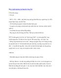Bài ca ngất ngưởng của Nguyễn Công Trứ