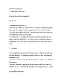 Tài liệu: Chí Phèo của Nam Cao