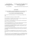 Quyết định số 516/QĐ-UBND
