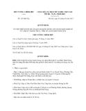 Quyết định số 125/QĐ-TTg