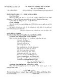 Đề luyện thi đại học môn văn 2012 khối D