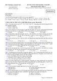 Đề luyện thi đại học môn hóa học 2012 khối A_4