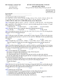 Đề ôn thi trắc nghiệm đại học môn hóa học 2012 khối B_3