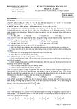 Đề ôn thi trắc nghiệm đại học môn vật lý 2012_4