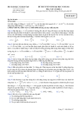 Đề ôn thi trắc nghiệm đại học môn vật lý 2012_5