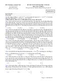 Đề ôn thi trắc nghiệm đại học môn vật lý 2012_6