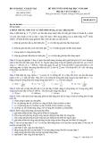Đề luyện thi đại học môn vật lý 2012_1