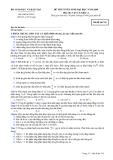 Đề luyện thi đại học môn vật lý 2012_5