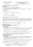 Đề luyện thi đại học môn toán 2012 khối A_2