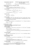 Đề luyện thi cao đẳng môn toán 2012 khối A_2