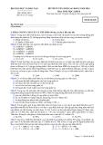Đề luyện thi cao đẳng môn sinh học 2012_11