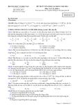 Đề luyện thi cao đẳng môn vật lý 2012_11