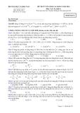 Đề luyện thi cao đẳng môn vật lý 2012_10