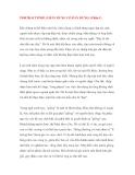 PORTRAIT POSE (CHÂN DUNG CÓ DÀN DỰNG) (Phần 1) Khi chúng ta thể hiện một bức chân
