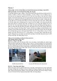"""Báo cáo nghiên cứu nông nghiệp """" Những nhận xét cho các hoạt động của từng hộ tham gia dự án """""""