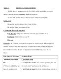 Tiết 1+2 :PHONG CÁCH HỒ CHÍ MINH