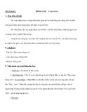 Giáo án Ngữ văn 9: Đồng Chí - Chính Hữu